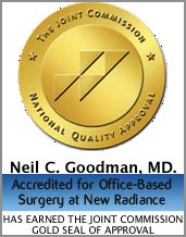 New Radiance Joint Commission Gold Seal of Approval