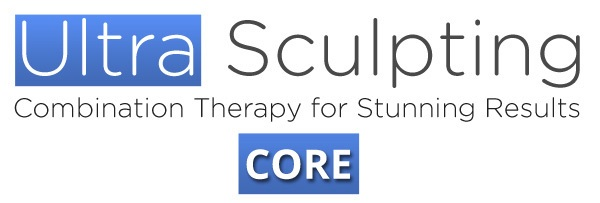 Ultra Sculpting Core Logo New Radiance Palm Beach